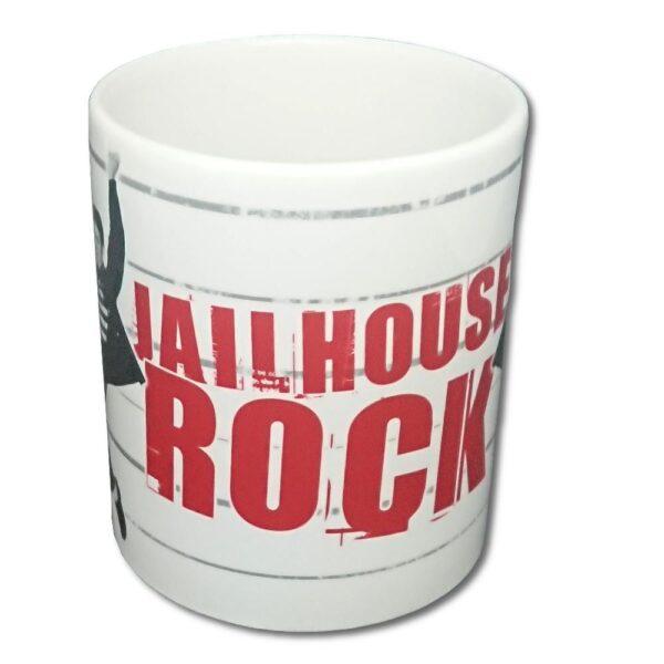 Elvis Presley - Mugg - Jailhouse Rock