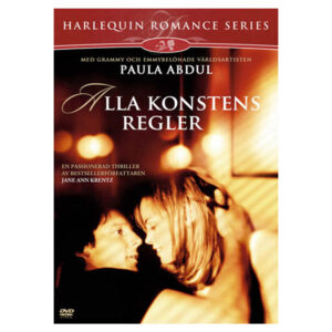 Harlequin: Alla Konstens Regler (DVD) Romantik med Chandra West