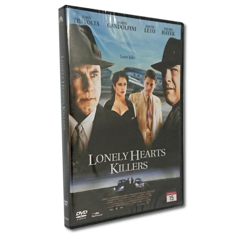 Lonely Hearts Killers – DVD – Thriller – John Travolta