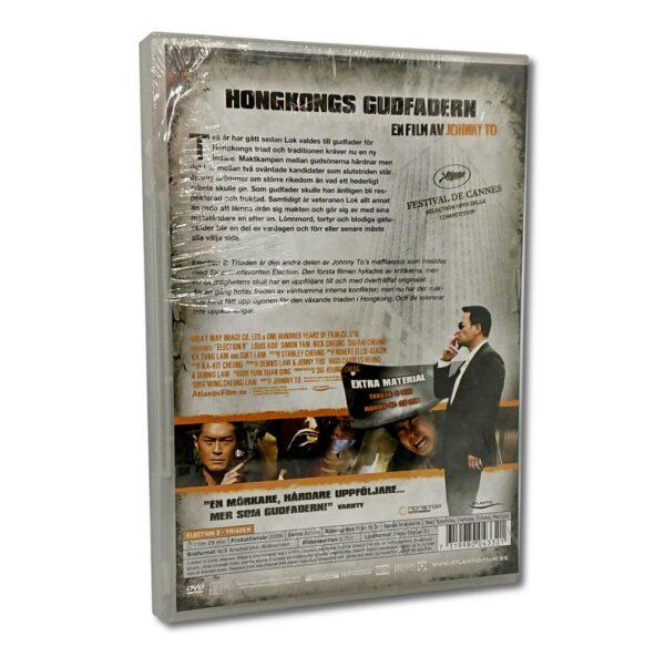 Election 2 - DVD - Action - Simon Yam