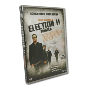 Election 2 - DVD - Action - Simon Yam