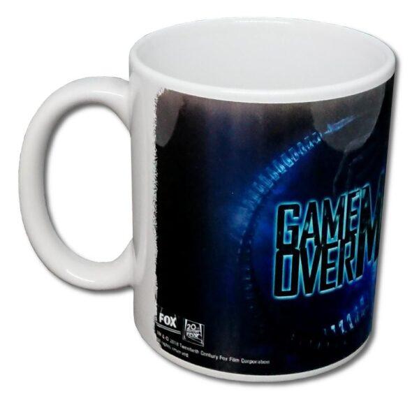Aliens - Mugg - Game Over