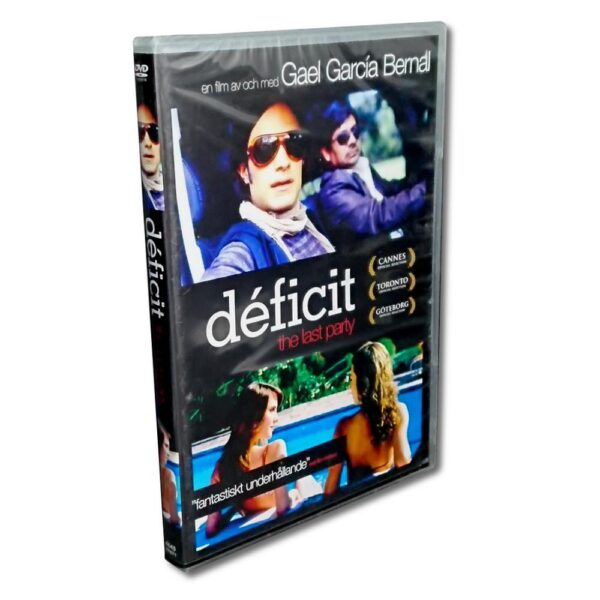 Déficit - The Last Party - DVD - Drama - Gael Garcia Bernal