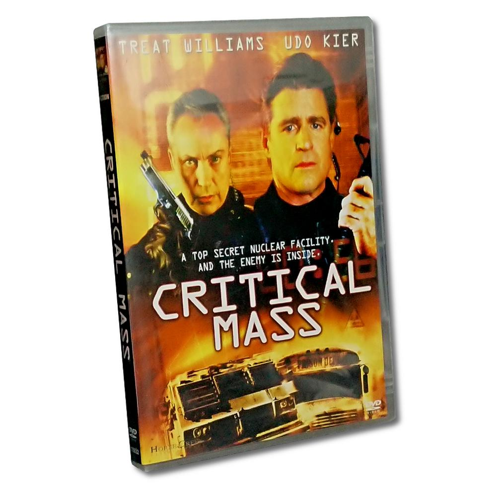 Critical Mass – DVD – Action – Treat Williams