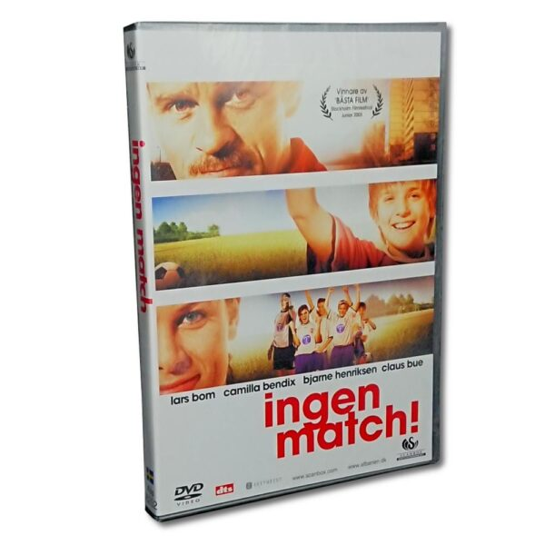 Ingen Match - DVD - Komedi - Lars Bom
