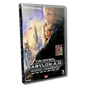 Babylon A.D - DVD - Action - Vin Diesel