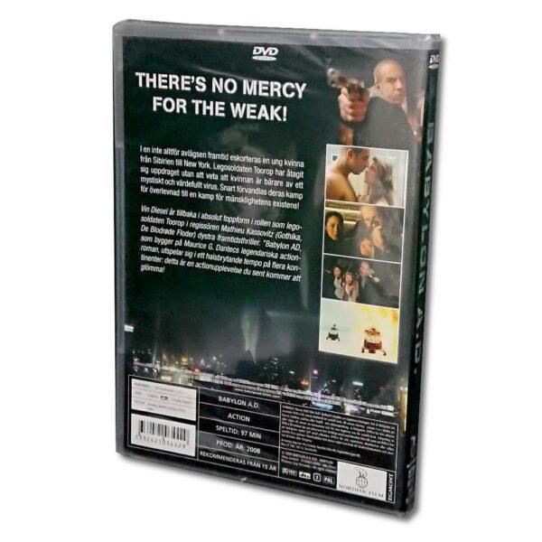Babylon A.D - DVD - Action - Vin Diesel