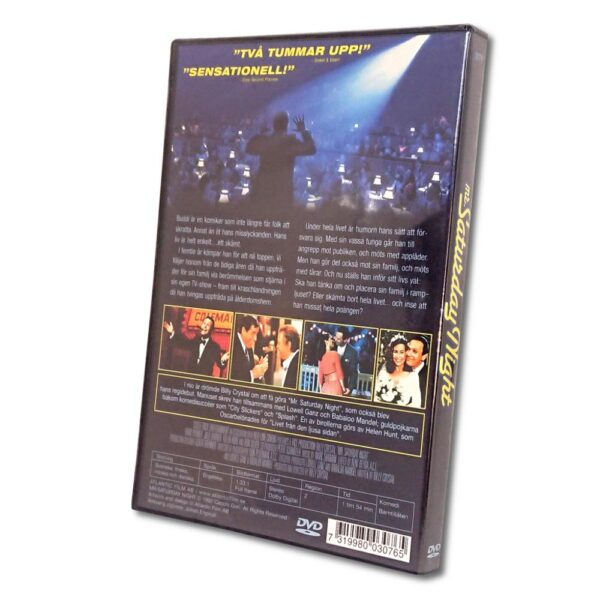 Mr. Saturday Night - DVD - Komedi - Billy Crystal