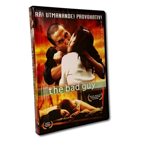 The Bad Guy - DVD - Drama - Jo Jae-hyeon