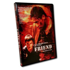 Friend - DVD - Drama - Yu Oh-seong