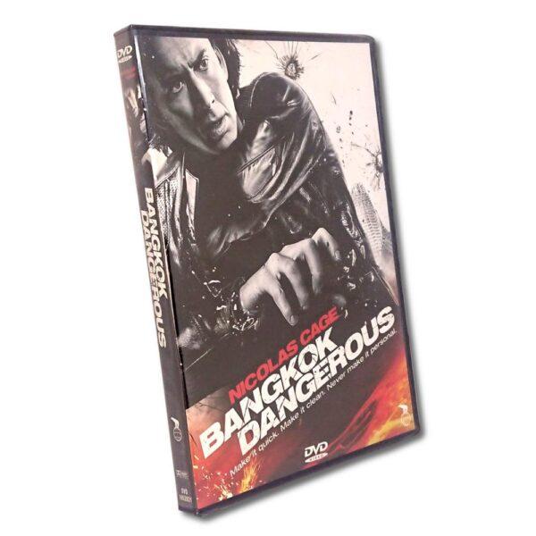 Bangkok Dangerous - DVD - Action - Nicolas Cage