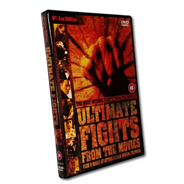 Ultimate Fights from the Movies - DVD - Action
