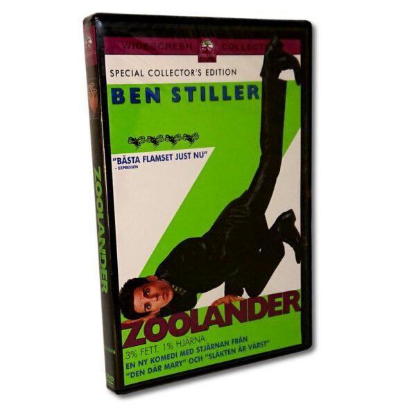 Zoolander - DVD - Komedi - Ben Stiller