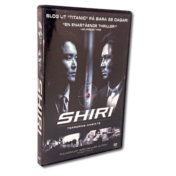 Shiri - DVD - Action - Seuk-Kye HYan