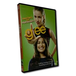 Glee - Director's Cut Pilotavsnitt - DVD - Komedi