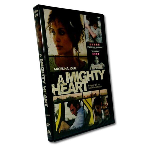 A Mighty Heart - DVD - Thrillerdrama - Angelina Jolie