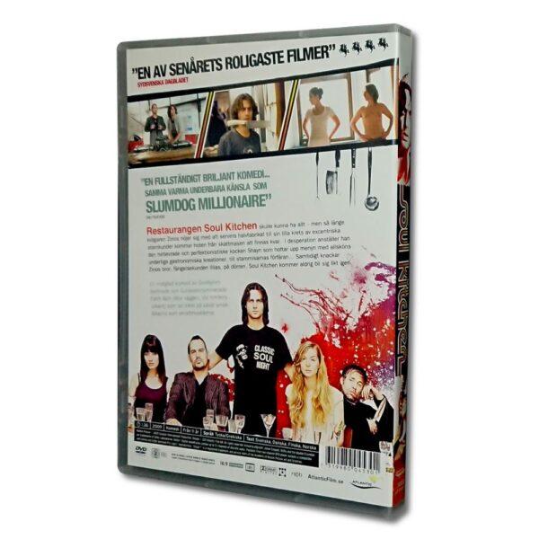 Soul Kitchen - DVD - Komedi - Adam Bousdoukos