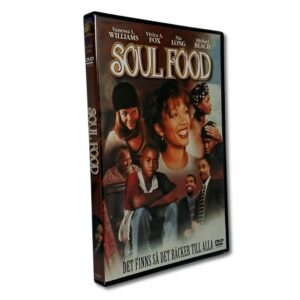 Soul Food - DVD - Komedi - Vanessa Williams