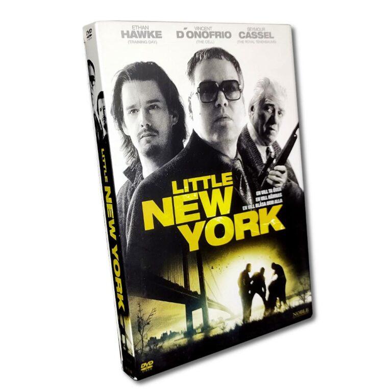 Little New York – DVD – Thriller – Ethan Hawke