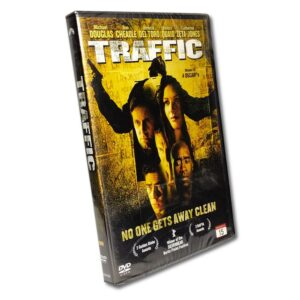 Traffic - DVD - Thriller - Michael Douglas