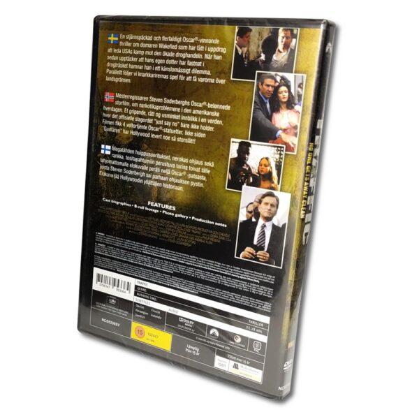 Traffic - DVD - Thriller - Michael Douglas