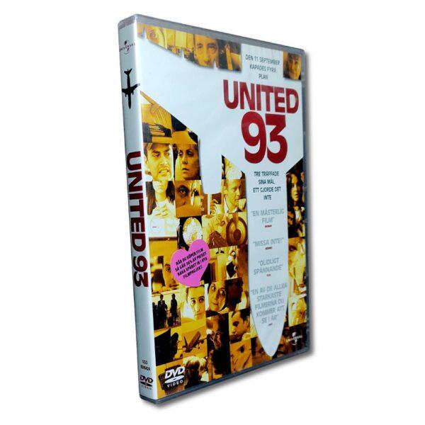 United 93 - DVD - Drama - Khalid Abdalla