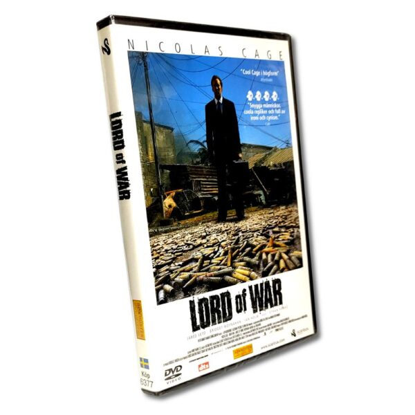 Lord of War - DVD - Action - Nicolas Cage