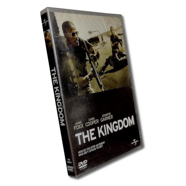 The Kingdom - DVD - Action - Jamie Foxx