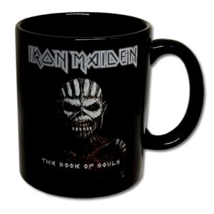 Iron Maiden - Mugg - Book of Souls