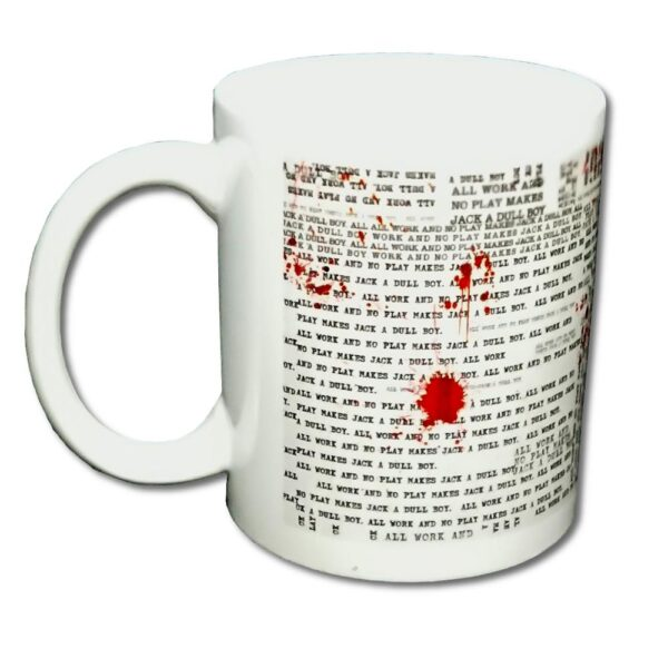 The Shining - Mugg - All Work and No Play