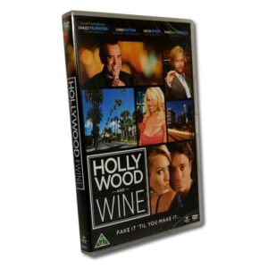 Hollywood and Wine - DVD - Komedi - Pamela Anderson