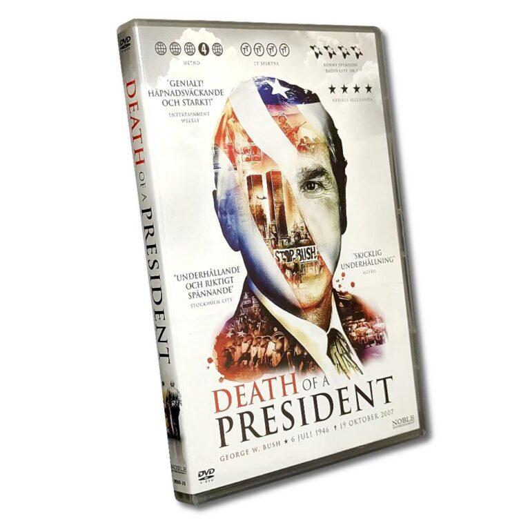 Death of a president – DVD – Thriller – Hend Ayoub