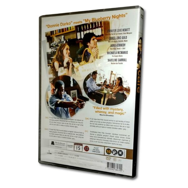 Cafe - DVD - Drama - Jennifer Love Hewitt