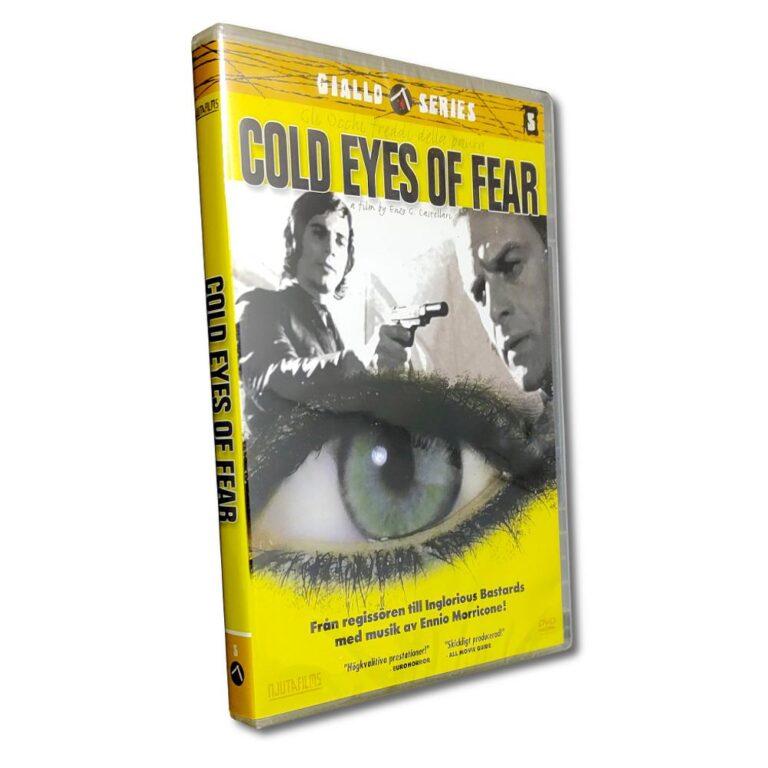 Cold Eyes of Fear – DVD – Thriller – Giovanna Ralli