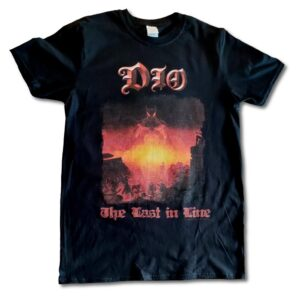 Dio - T-shirt - The Last In Line