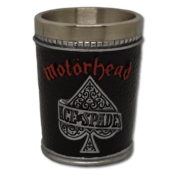 Motörhead - Shotglas - Ace of Spades Warpig