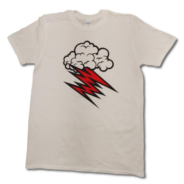 Hellacopters - T-shirt - Cloud - Vit