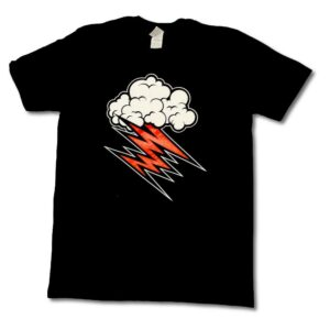 Hellacopters - T-shirt - Cloud - Svart