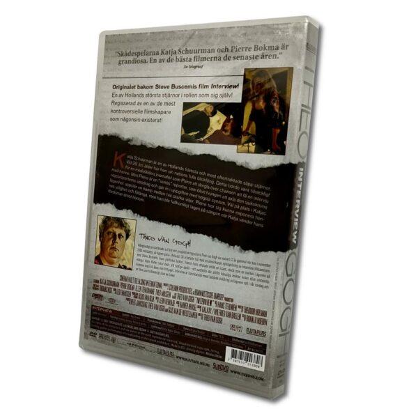Interview - DVD - Thrillerdrama med Katja Schuurman