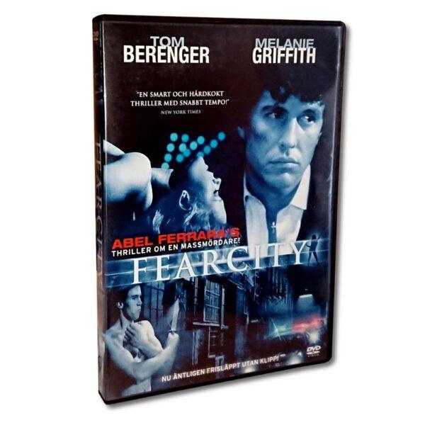 Fear City - DVD - Thriller - Tom Berenger