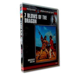 7 Blows Of The Dragon – DVD – Action – David Chiang