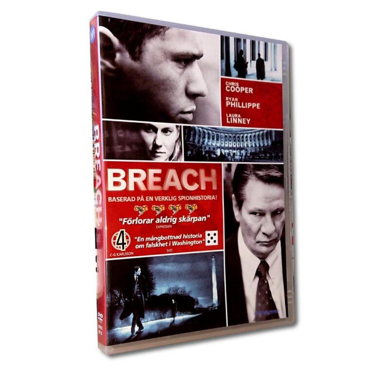 Breach – DVD – Thriller – Aaron Abrams