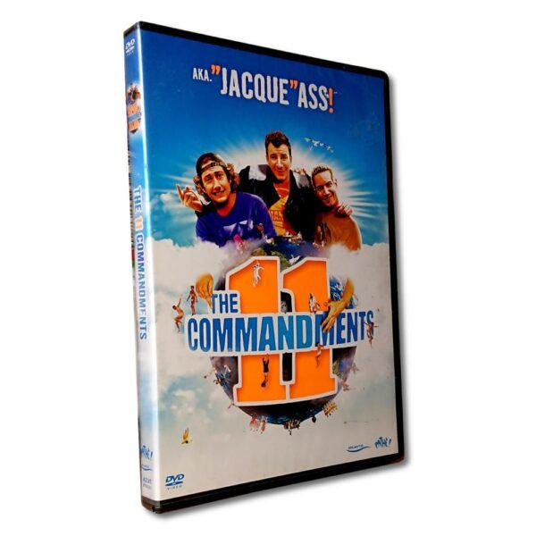 The 11 Commandments - DVD - Komedi - Michael Youn