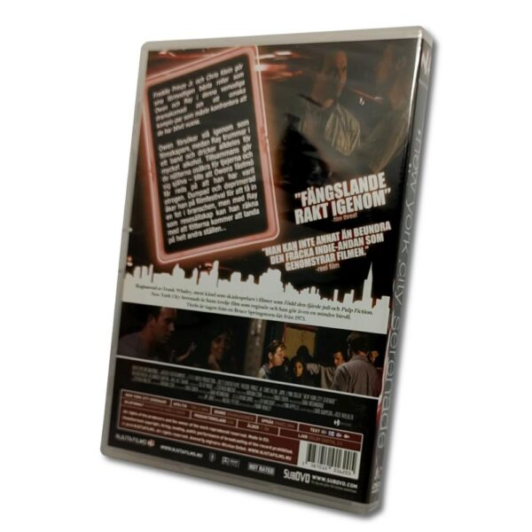 New York City Serenade - DVD Komedi- Freddie Prinze Jr