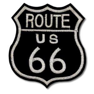 Tygmärke – Route 66