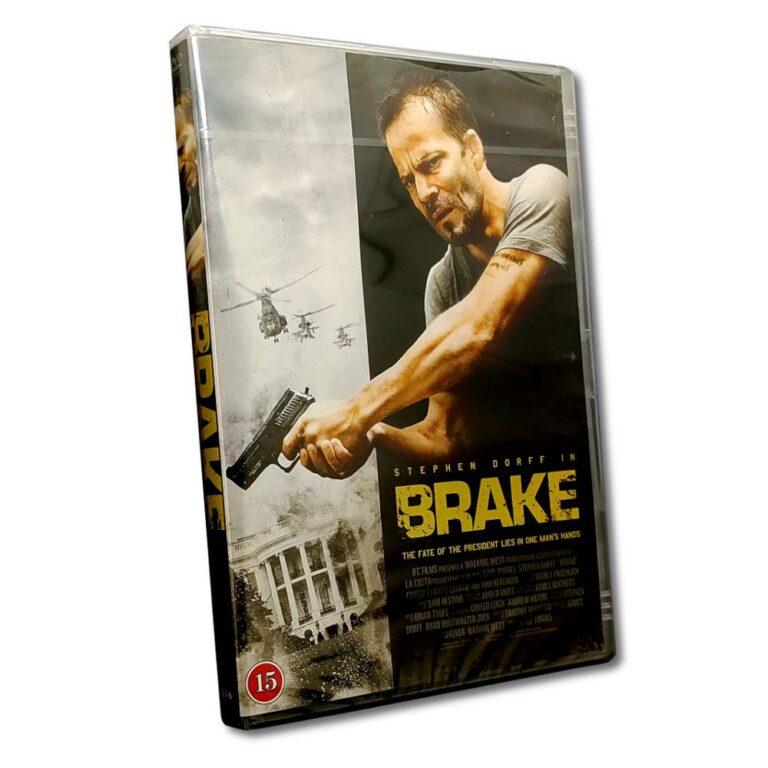 Brake  – DVD – Thriller – Stephen Dorff