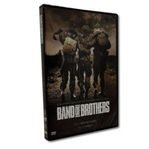 Band of Brothers: Del 9-10 – DVD – Krigsserie – Kirk Acevedo