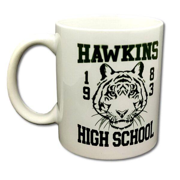 Stranger Things - Mugg - Hawkins High School