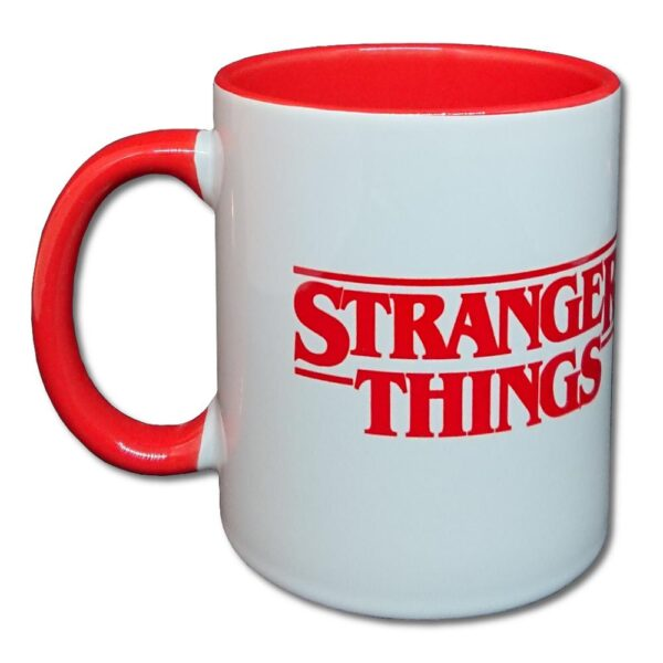 Stranger Things - Mugg - Logo