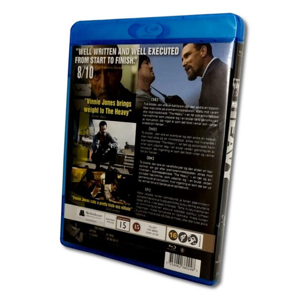The Heavy - Blu-ray - Action - Gary Stretch